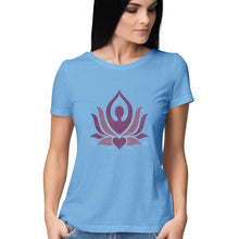 Load image into Gallery viewer, NQ 16041 |Women | Grapic Design Tshirt | YOGA |