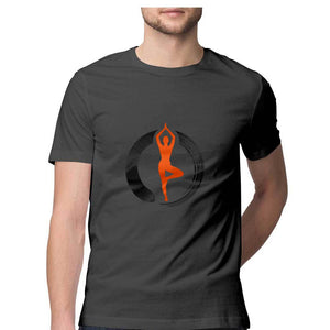 NQ 15052 | Men's | Graphic Design Tshirt | YOGA |