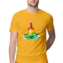 Load image into Gallery viewer, NQ 15059 | Men's | Graphic Design Design Tshirt | YOGA |