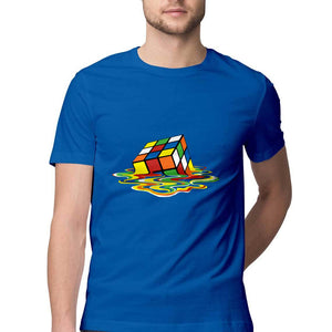 NQ 15060 | Men's | Casual T-Shirt | CUBE DESIGN |