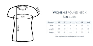 NQ 16019 | Women | Grapic Design Tshirt | BEATIFUL |
