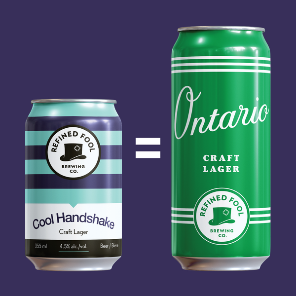 Cool Handshake - Craft Lager