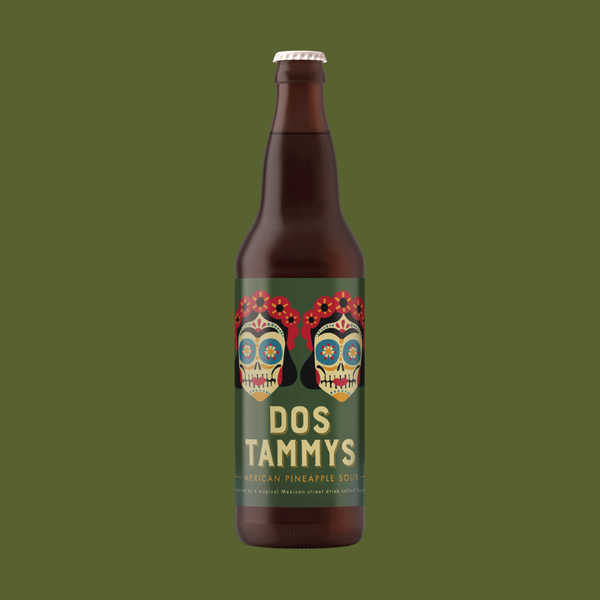 Dos Tammys - Mexican Pineapple Sour