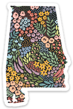 Load image into Gallery viewer, Alabama Sticker, 3x2in.