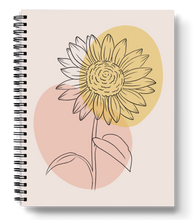 Load image into Gallery viewer, Spiral Lined Notebook