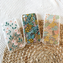Load image into Gallery viewer, Clear Phone Case | Clear Wildflowers