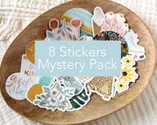 Load image into Gallery viewer, 8 Stickers Mystery Pack