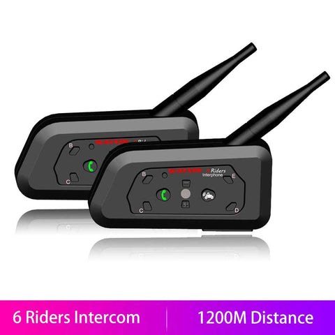 Intercomunicador Bluetooth - AFABiker