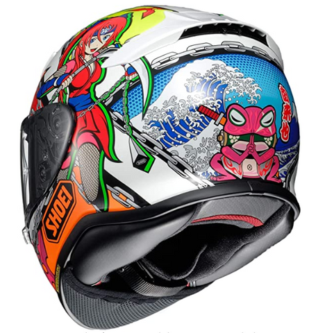 Casco Shoei NXR STIMULI TC10 - AFABiker