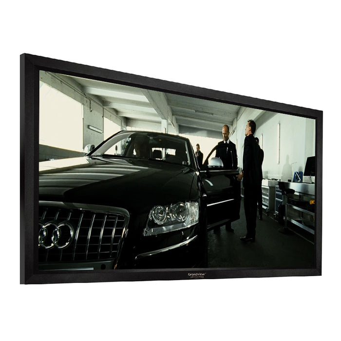 "Grandview GV-PM100 |  100"" Fixed projection screen - ratio 16:9"