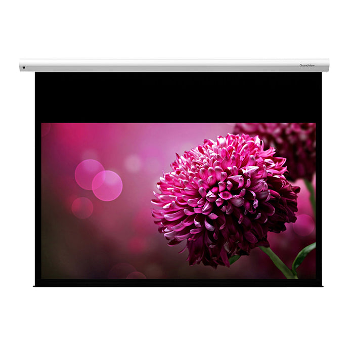 "Grandview GV-CMO092 | Motorized ""Cyber"" projection screen - Built-in controller - 92""- ratio 16:9"