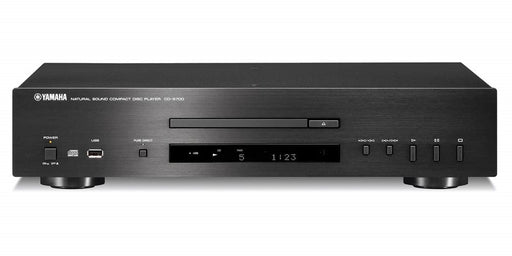 Yamaha CD-S700/CD player/black/front view/SONXPLUS BAX audio video