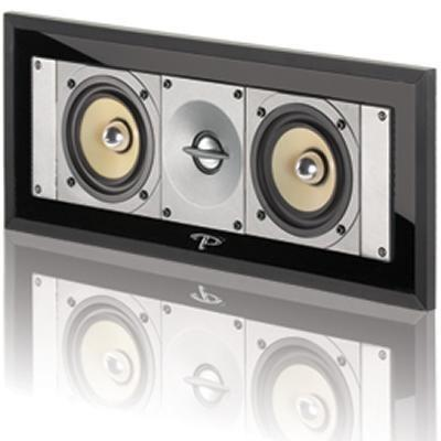 Paradigm Millenia 10 | Wall speaker - GCD - 90 db - 90 W - 8 ohms - ±2 dB de 110 Hz - 22 kHz - Glossy Black - Each