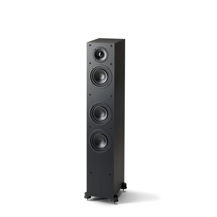 Paradigm Monitor SE 3000F | Floor standing speakers - 91 db - 42 Hz - 21 000 Hz - 8 ohms - Black - Pair