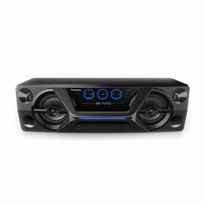 Panasonic SC-UA3 | Portable music system - Bluetooth - CD player - USB - Radio - 300 W - Black