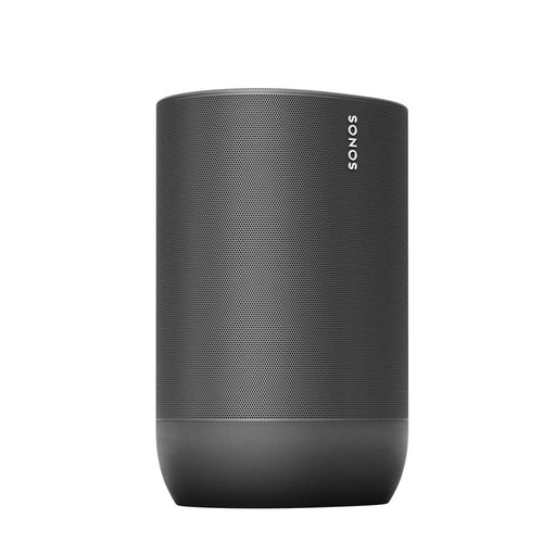 Sonos Move/Smart portable speaker/black/front view/SONXPLUS BAX audio video