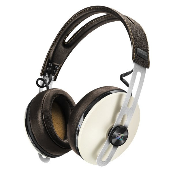 Sennheiser M2 AEBT | Wireless around-ear headphones - Bluetooth  - Ivory