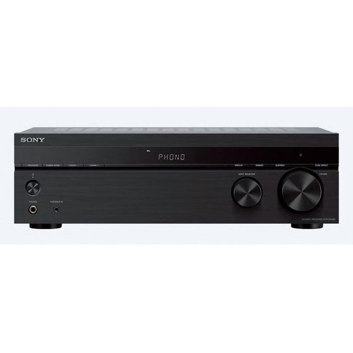 Sony STR-DH190 Front view | SONXPLUS BAX audio video