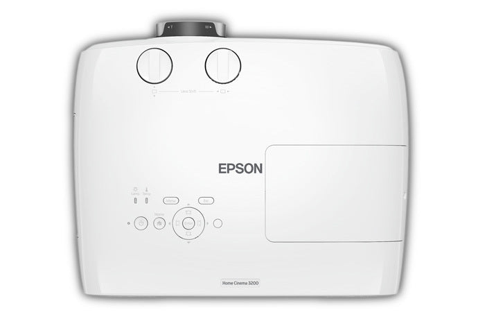 Epson 3200 | Home theater 3LCD projector - 16:9 - 4K - White