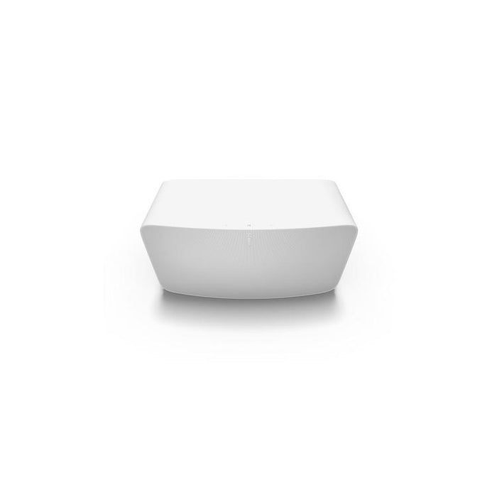 Sonos Five/Smart wireless speaker/white/front view/SONXPLUS BAX audio video