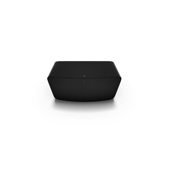 Sonos Five/Smart wireless speaker/black/front view/SONXPLUS BAX audio video