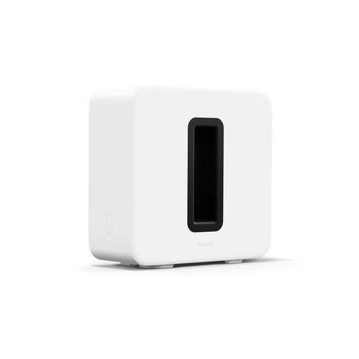 Sonos Sub (Gen 3) Left side view | SONXPLUS BAX Audio Video
