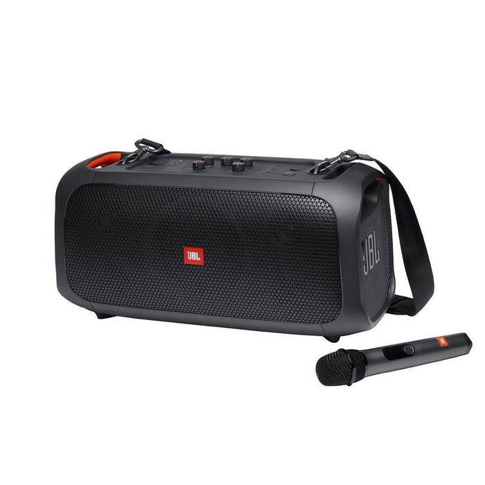 JBL PartyBox GOBAM Front view | SONXPLUS BAX Audio Video