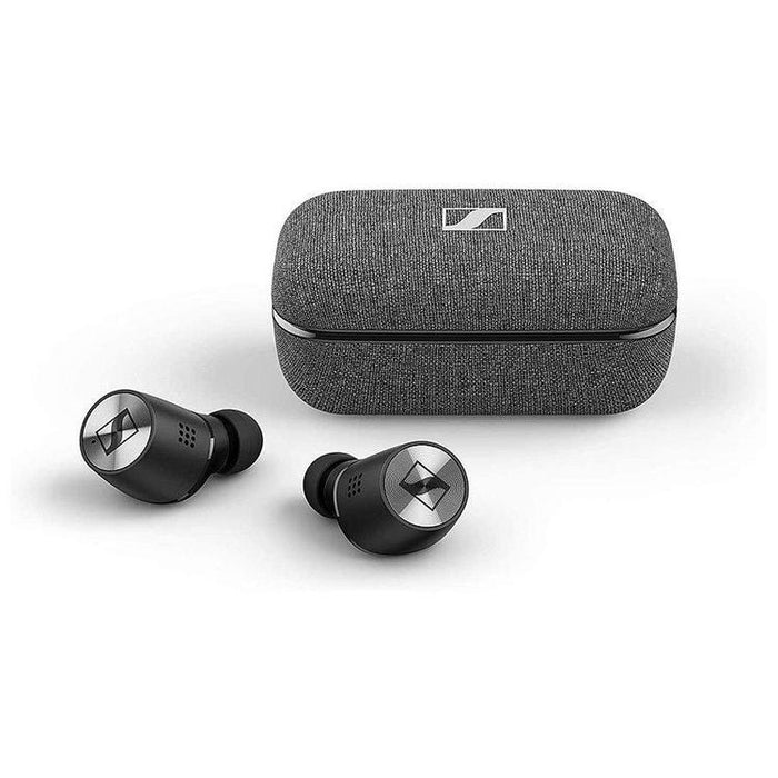 Sennheiser MOMENTUM True Wireless 2 | Wireless in-ear headphones - Active noise cancelling - Black