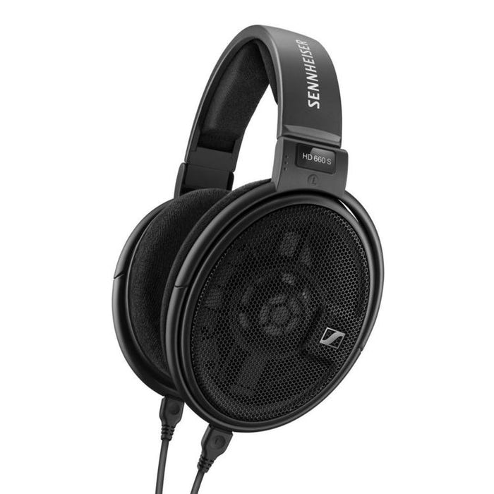 Sennheiser HD 660S | Dynamic open around-ear wired heandphones - Hi-fi Stereo - Black