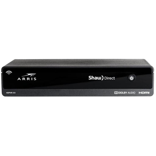 Shaw Direct PVR830 Front view | SONXPLUS BAX Audio Video
