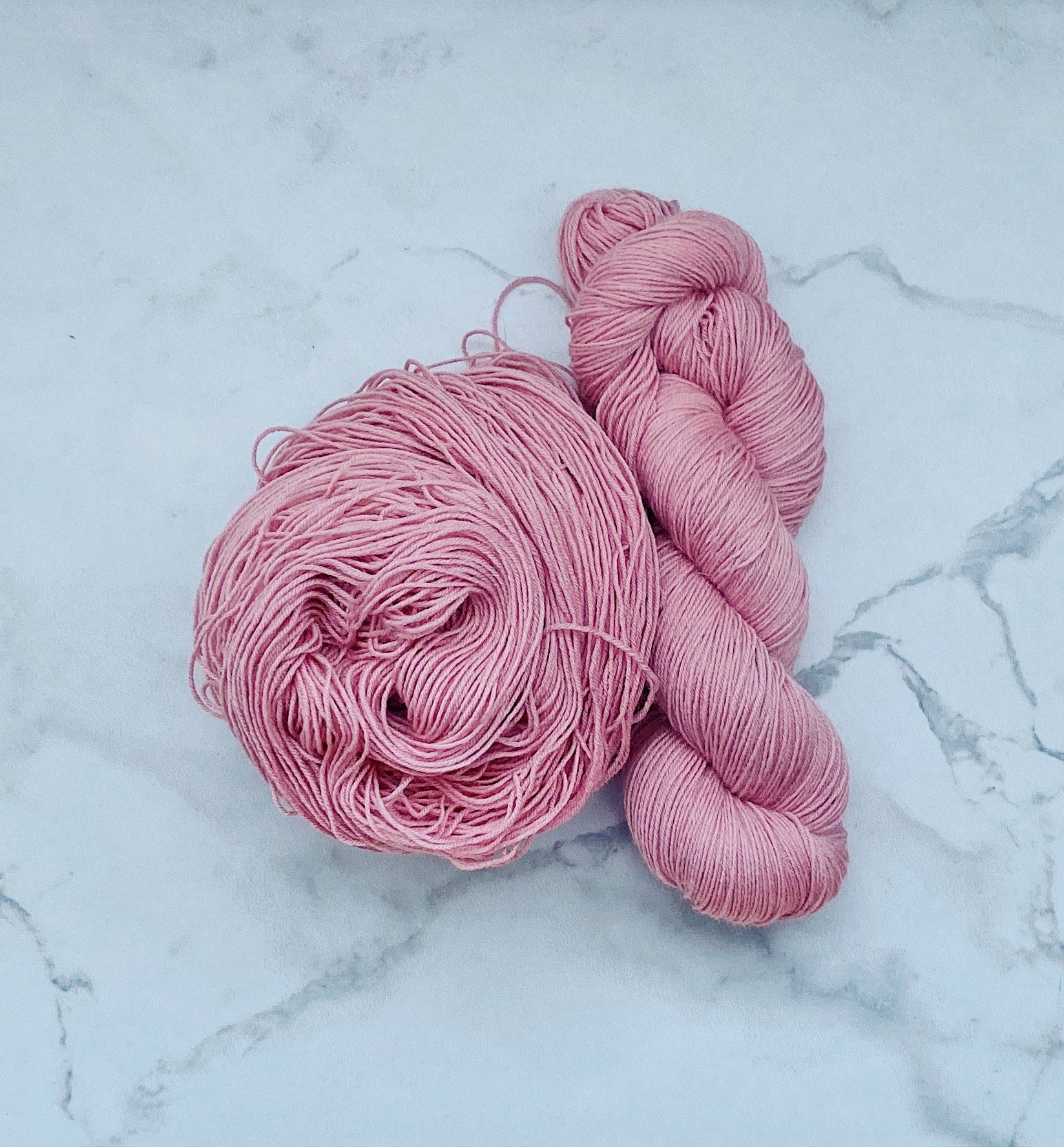 BFL Steel Sock – Rose de mai