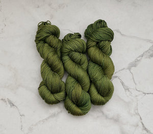 Polwarth DK - Champ d'oliviers