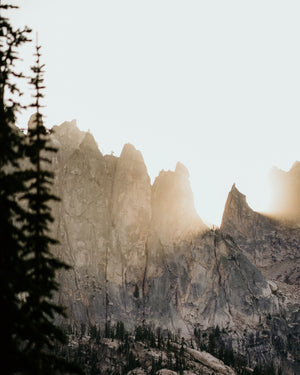 Open image in slideshow, Sawtooth Peaks (5676510806176)