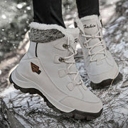 Women's Non-Slip Thick Warm Mid-High Boots