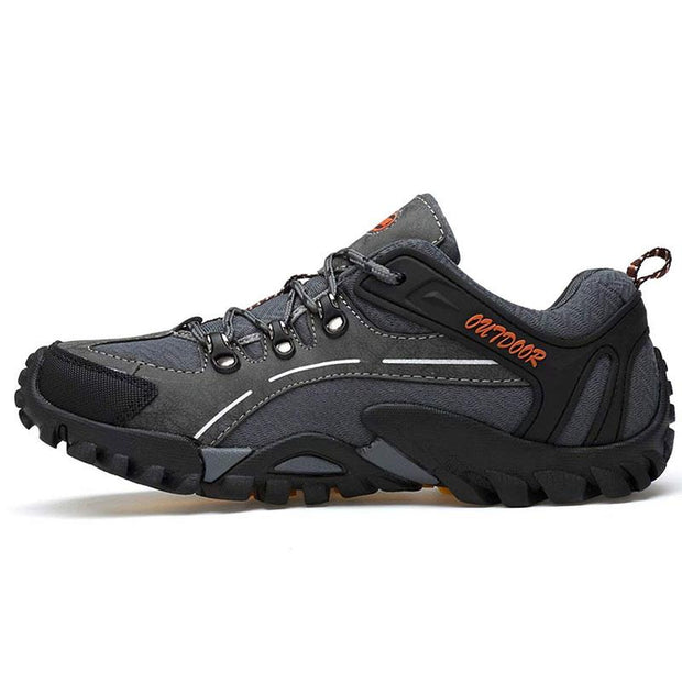 Men's Outdoor Hiking Non-slip Wear-resistant Casual Shoes