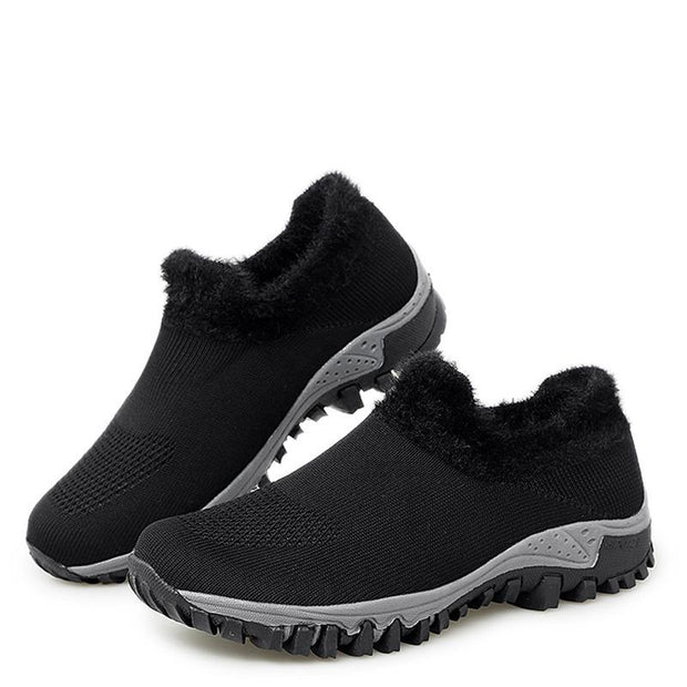 Women's Non-slip Thick Warm Casual Shoes