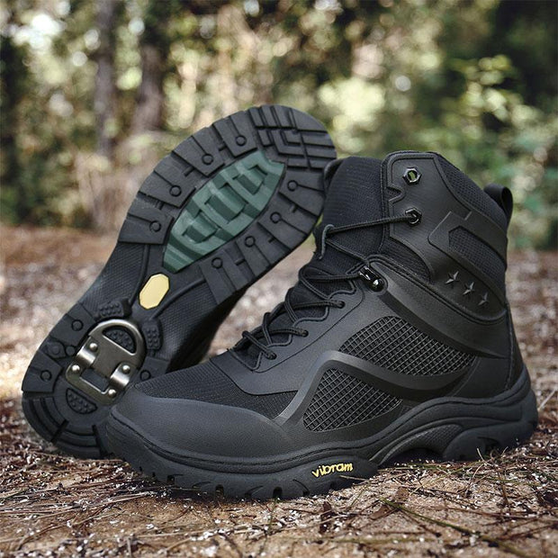 Men's Outdoor Non-slip Wear-resistant Casual Combat Boots
