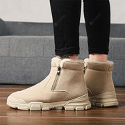 Men's Warm And Thick High Top Snow Boots
