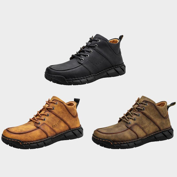 Men's Outdoor Casual Handmade Boots