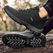 Men Casual Soft Comfortable Non-slip Outdoor Hiking Shoes