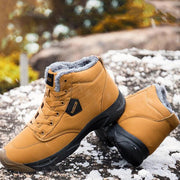 Men's Anti-freezing Snow Large Size Cotton Boots