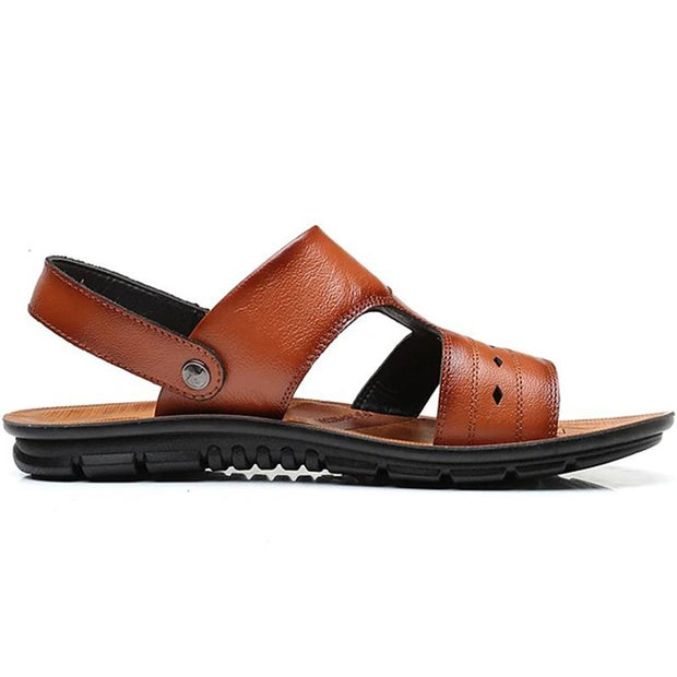 Men's Comfort Shoes Casual Outdoor Beach Microfiber Breathable Sandals