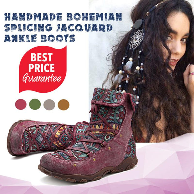 Women's Comfty Leather Arch Support Boots