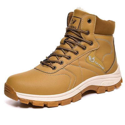 Men's High-top outdoor hiking casual shoes trend Martin boots