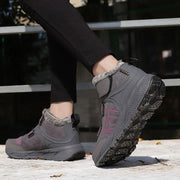 Women's Thermal Velvet Anti Skid Leisure Boots