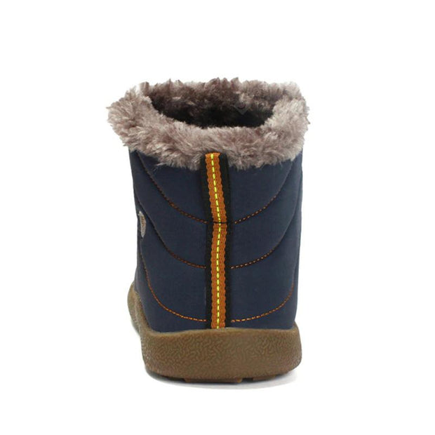 Men's Outdoor Simple Keep Warm Casual Snow Boots