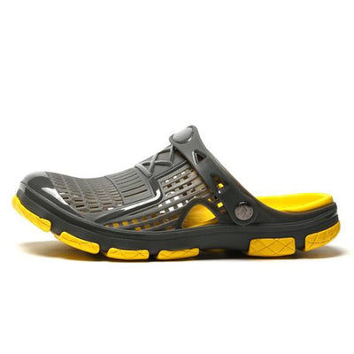 Mens Hole Non-Slip Slipper Fashion Garden Shoes