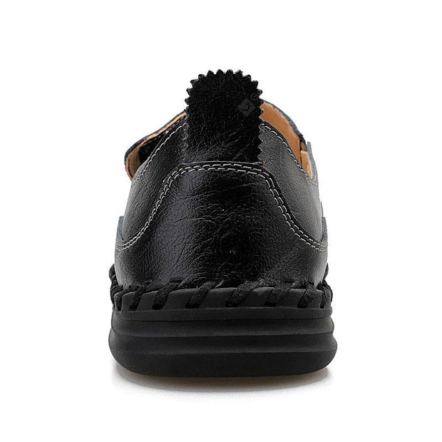 Men's Spring Outdoor Causal Shoes Low-top Handmade Leisure Footwear