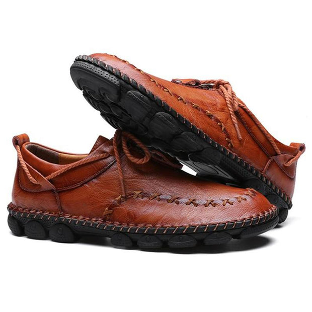 Men's Handmade Comfortable Breathable Casual Shoe