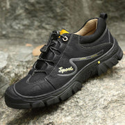 Men Athletic Shoes Non-slip Breathable Hiking Outdoor Sneakers